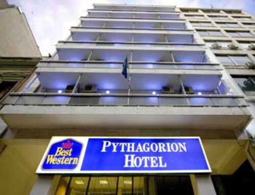 Best Western Hotel Pythagorion