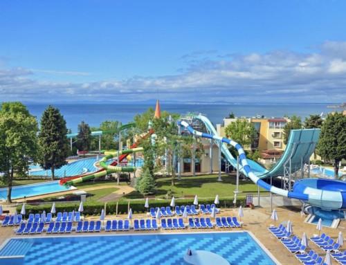 Paște & 1 Mai, Nessebar, Sol Bay Resort 4*